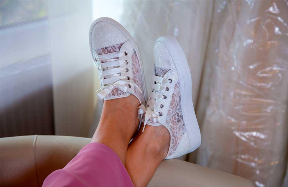 Hochzeitssneakers